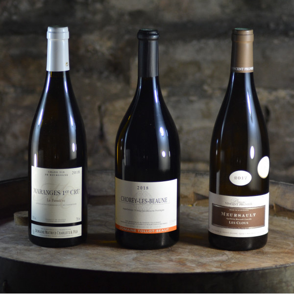 Bourgogne Terre d'exception